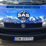 SAS oklejanie samochodów