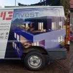 M3 Invest oklejanie samochodów wrocław
